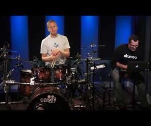 Vídeo Aulas de bateria grátis. Free drum lessons