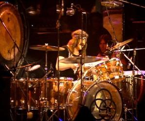34 Anos sem John Bonham. O mestre das baquetas do Led Zeppelin