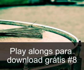 Play Alongs de bateria para download grátis #8