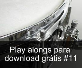 Play Alongs de bateria para download grátis #11