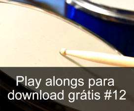Play Alongs de bateria para download grátis #12
