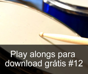 Play Alongs de bateria para download grátis #12