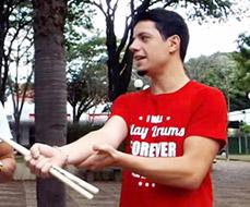 Aquecimento e alongamento para bateristas – Gerson Lima Filho