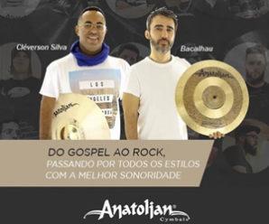 Anatolian Cymbals Brasil