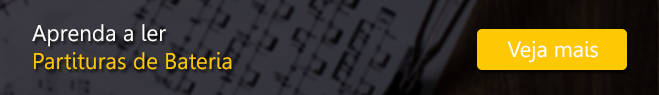 Aprenda a ler partituras de Bateria