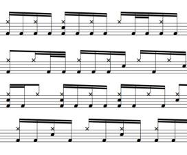 10-grooves-com-pedal-duplo-exercicios-intermediarios