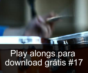 Play alongs de bateria para download gratis #17