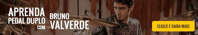Aprenda Pedal Duplo com Bruno Valverde