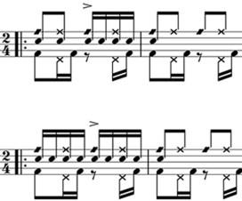 Aplicações do método Pozzoli no groove