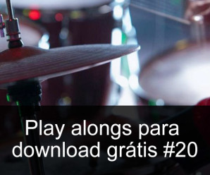 Play Alongs de bateria para download grátis #20