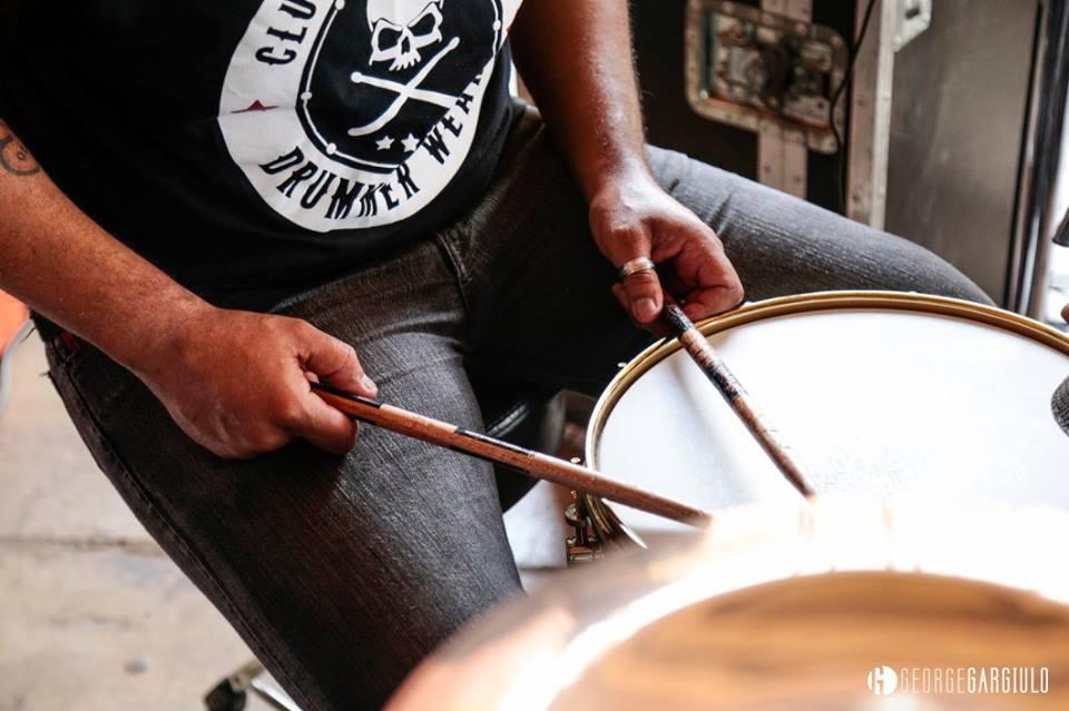 Robson Caffé - Clube do Baterista Drummer Wear