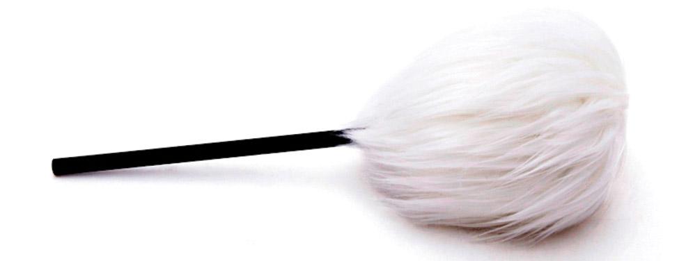 Tipos de batedores de bumbo - la sintetica