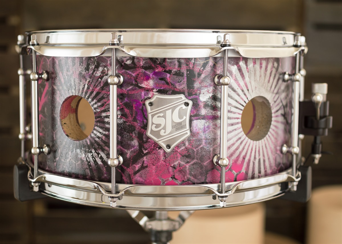 SJC Custom Drums