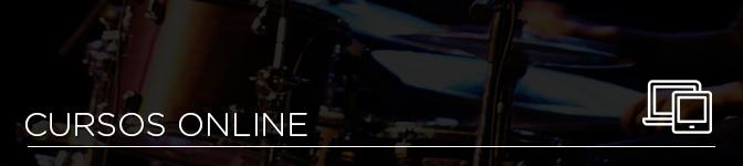Cursos Online - Clube do Baterista