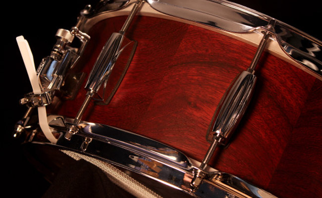 Staves Drum Snare Eduardo Neto
