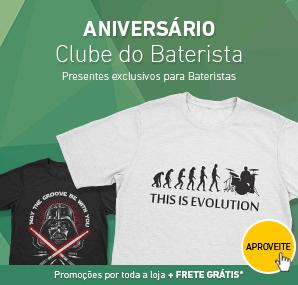 Aniversário do Clube do Baterista
