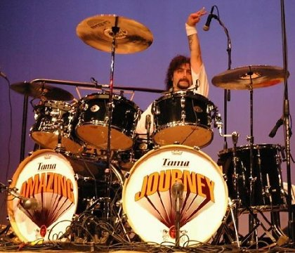 Amazing Journey The Who tribute drum kit