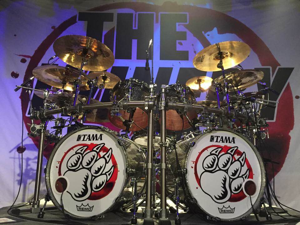 Os Kits mais emblemáticos de Mike Portnoy - K-9 Monster
