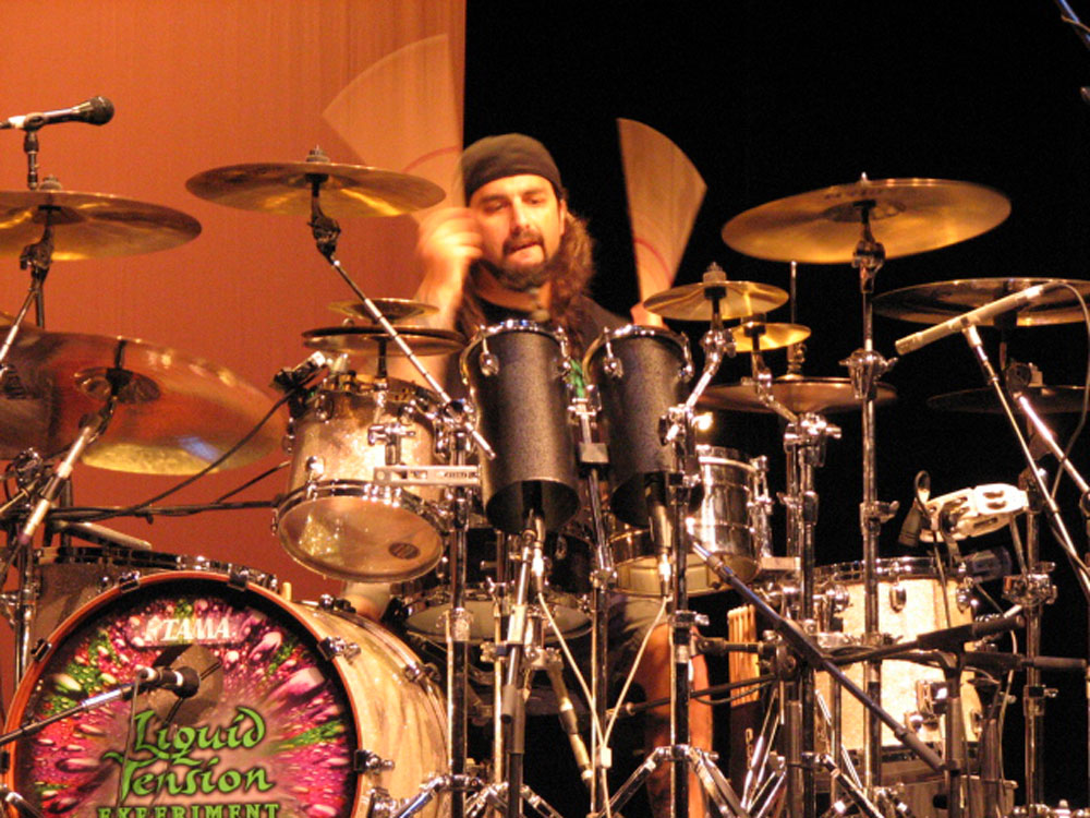Os Kits mais emblemáticos de Mike Portnoy - Liquid Tension Experiment