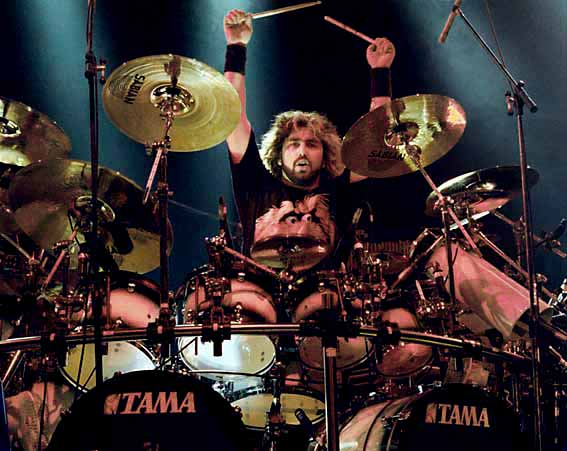 Os Kits mais emblemáticos de Mike Portnoy - Purple Monster