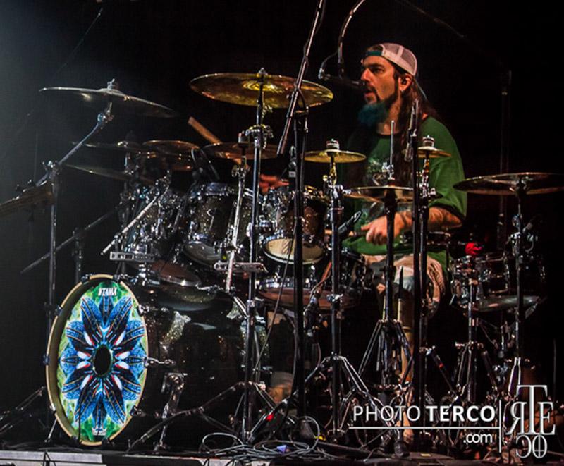 Os Kits mais emblemáticos de Mike Portnoy - Transatlantic