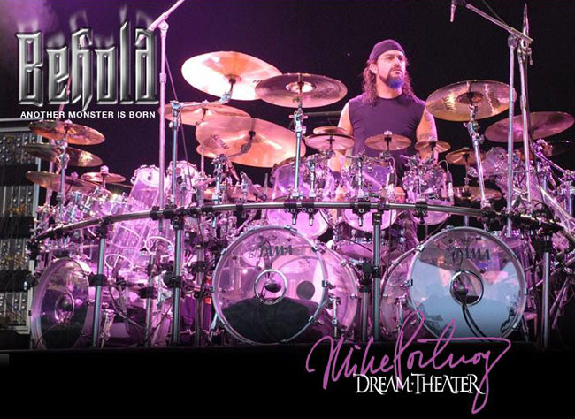 Os Kits mais emblemáticos de Mike Portnoy - Mirage Monster