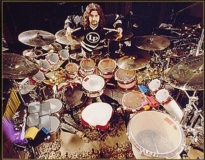 Os Kits mais emblemáticos de Mike Portnoy - Red Monster