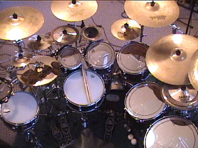 Os Kits mais emblemáticos de Mike Portnoy - Seimese Monster