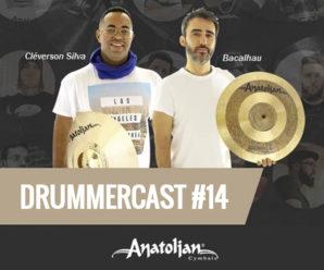 Pratos de Bateria. História, ligas e processos de fabricação - Drummercast #14