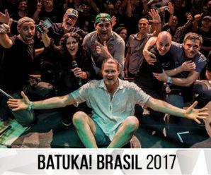 Batuka! Brasil 2017 - Cobertura Clube do Baterista